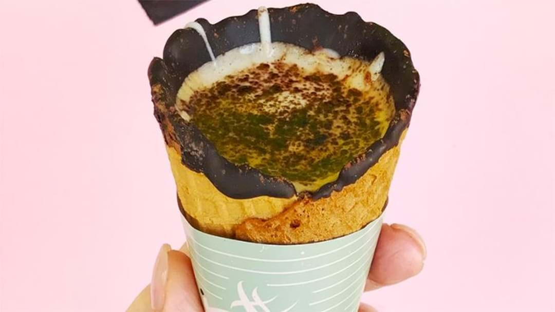You Can Get Coffee In A Cone Right Here In Perth