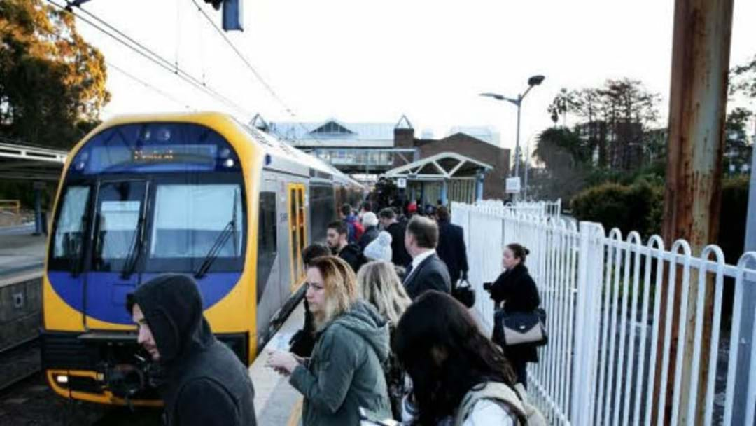 These Are The 10 Most Dangerous Train Stations In Sydney