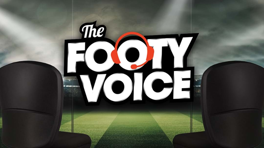Send Us Your Best Footy Commentary!