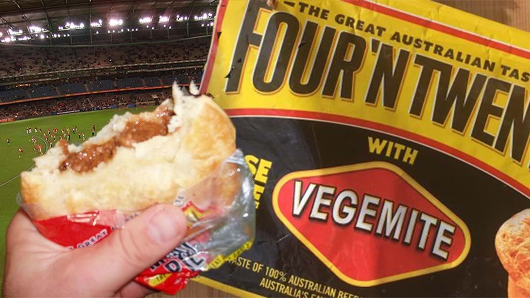 Four'N Twenty Are Launching Vegemite & Cheese Pies