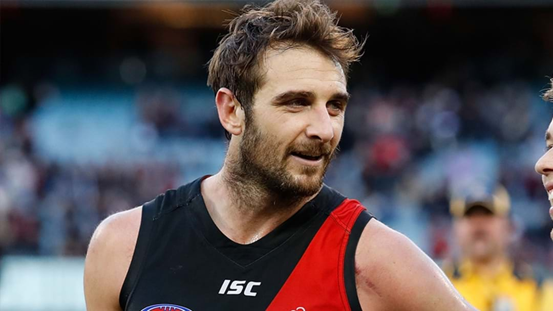 Essendon Assistant Guy McKenna Explains Why Jobe Watson Isn't Playing