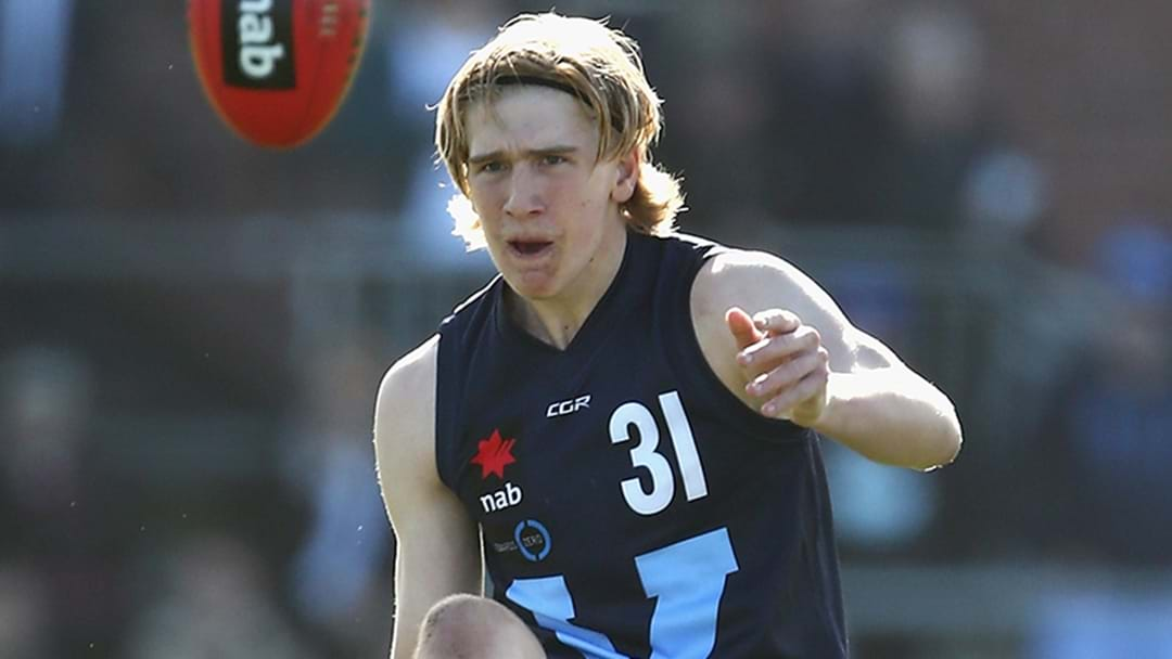 Will Sutherland Chooses Cricket Over Footy