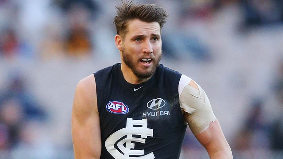 Dale Thomas Withdrawal From Carlton Side