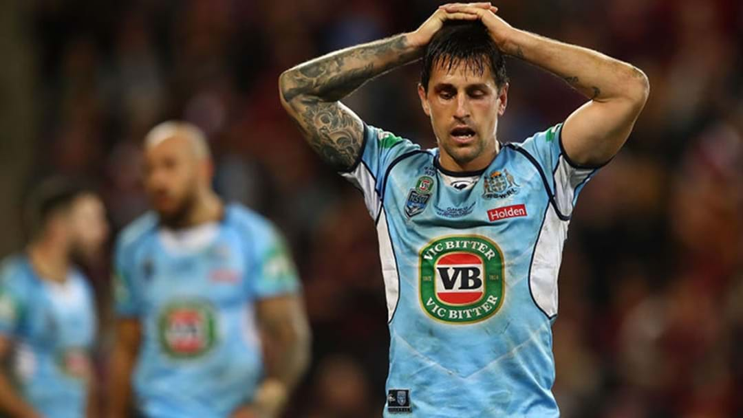 Mitchell Pearce Reportedly Wants To Quit The Roosters