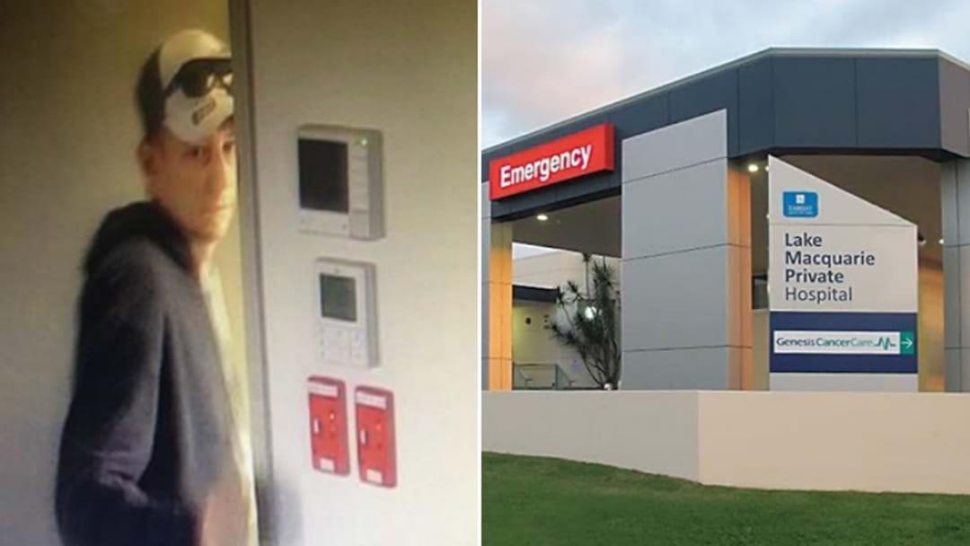 Lake Macquarie Police Hunt Heartless Hospital Thief
