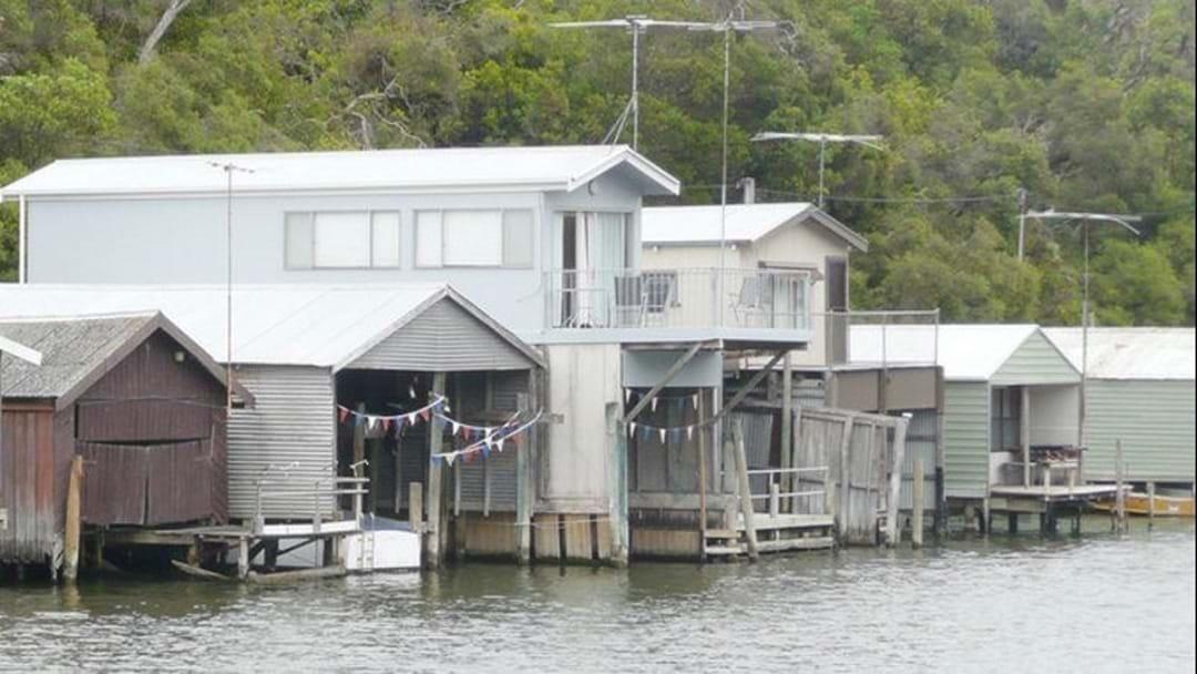 Historic river shacks along the Glenelg River to be destroyed