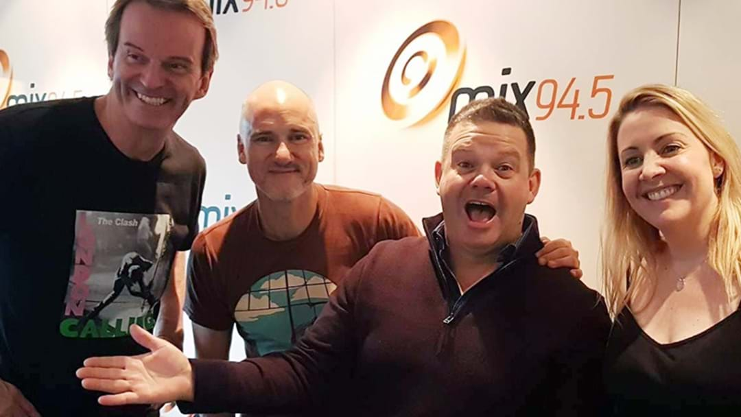 Gary Mehigan Gives The Rundown On Those Exploding Chestnuts