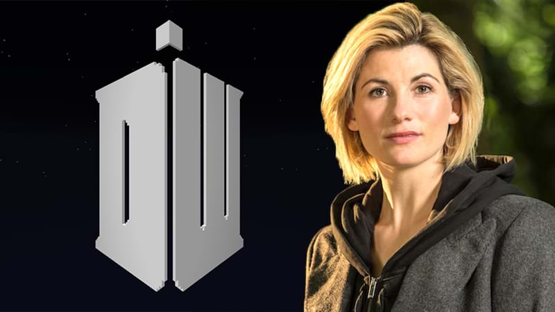 Jodie Whittaker is the first ever female Doctor — Doctor Who