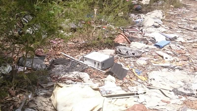 Article heading image for Asbestos, Needles Found At Illegal Dump Site Near Cessnock