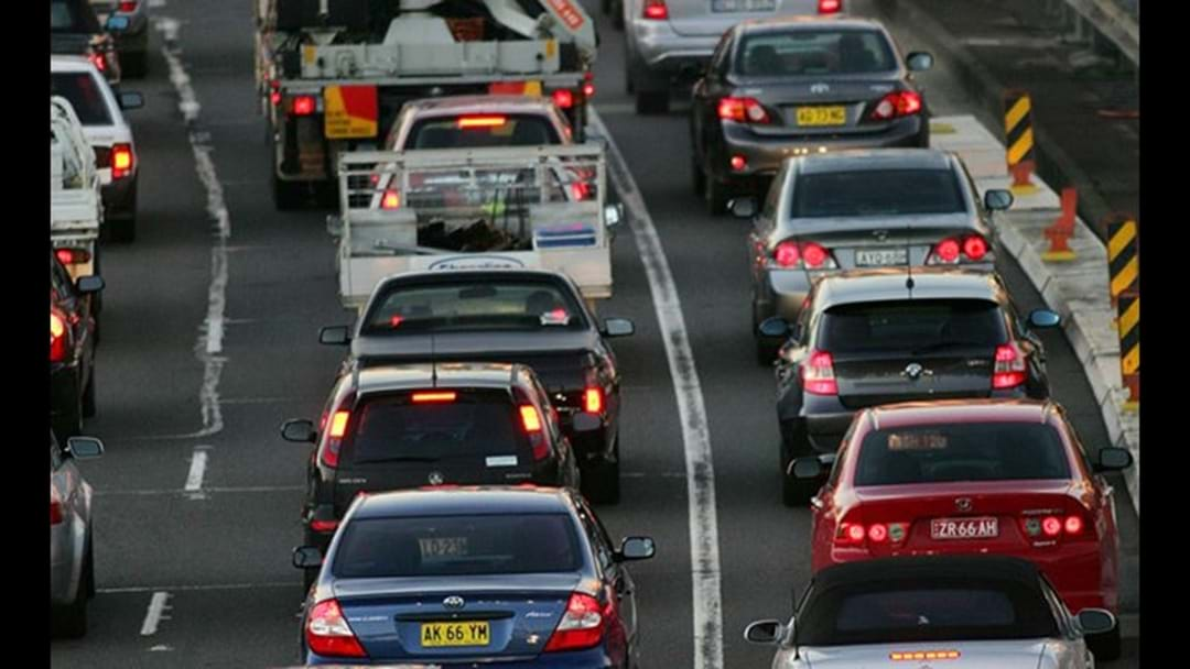 Commuters Rage As Sydney Harbour Tunnel Closes