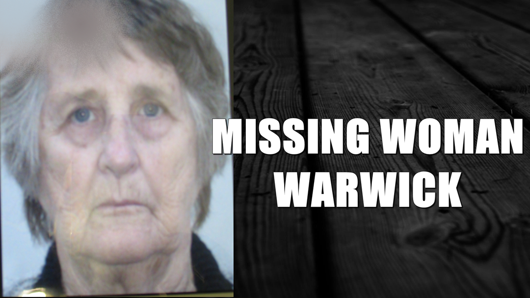 Can You Help Police Find This Missing Warwick Woman?