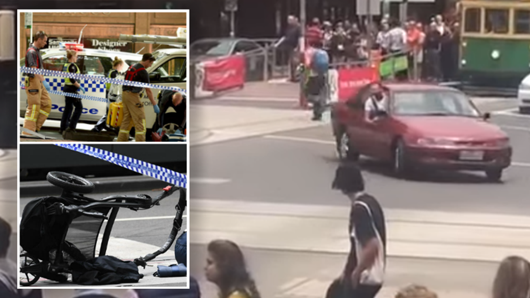 Coroner's Hearing Into Bourke Street Attack Begins