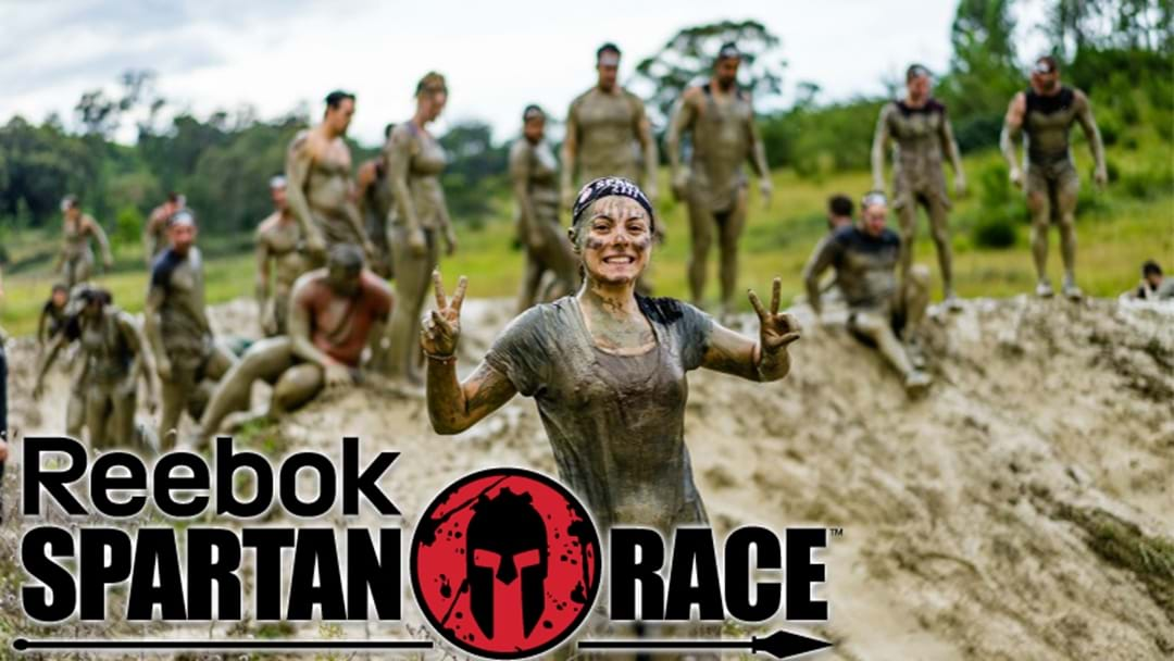 Spartan Race Is Headed To Adelaide!