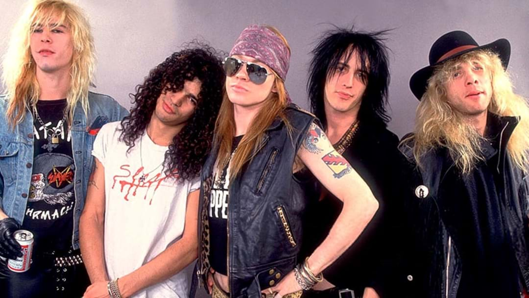 Izzy Stradlin Opens Up About Guns N' Roses Reunion