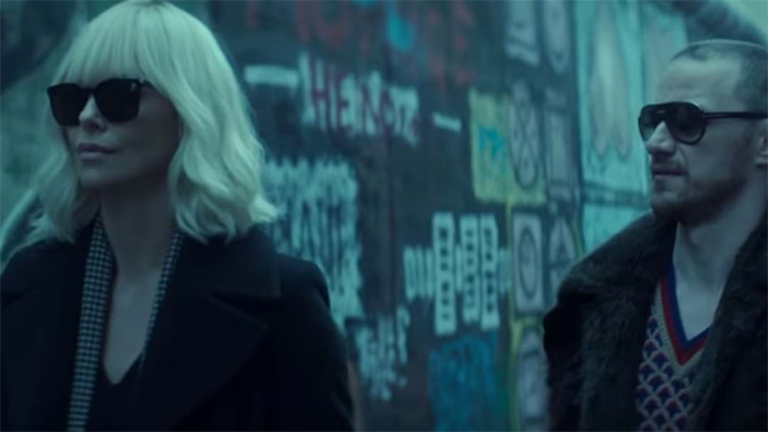 TRIPLE M MOVIE REVIEW | Atomic Blonde