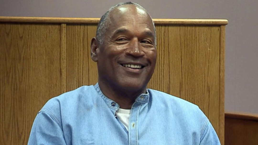 BREAKING: O.J. Simpson To Be Freed As Soon As October 1