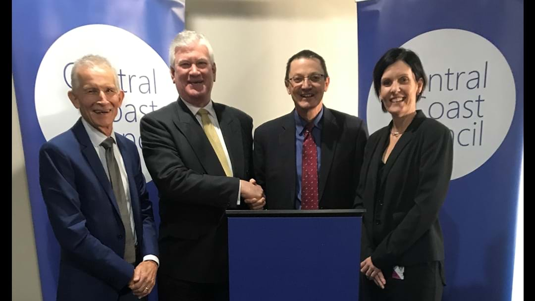 Gosford to host government tourism HQ