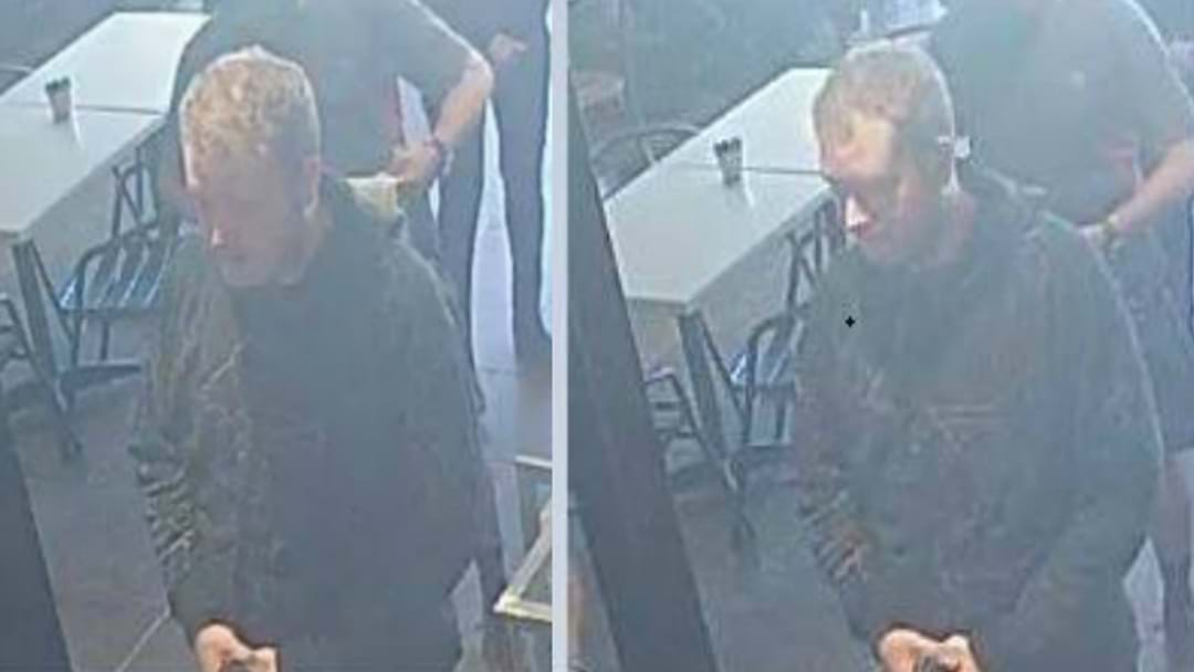 Altercation at a New Lambton Cafe