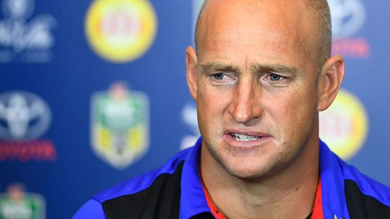 Article heading image for Nathan Brown Refuses To Give Up On Mitchell Pearce Chase