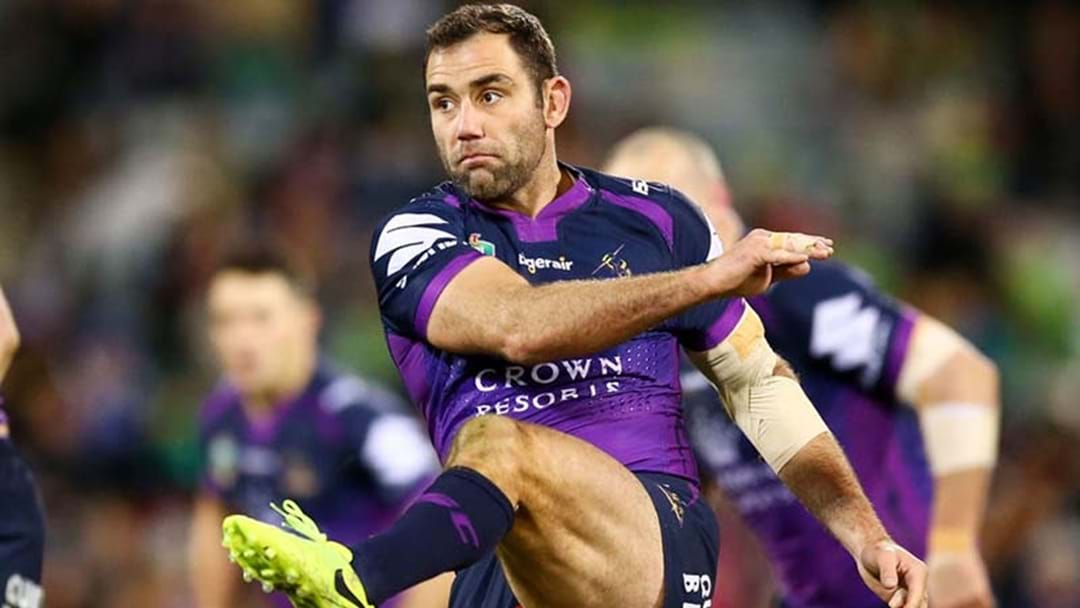 Cameron Smith Would Boycott Dally M Over Pay Dispute