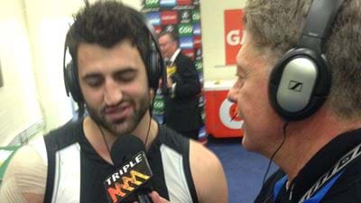 Alex Fasolo's Must-Listen Post-Match Interview