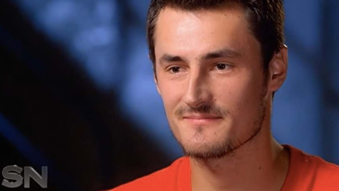 Bernard Tomic Reveals He Never Really 'Loved Tennis'