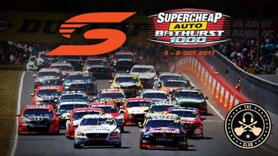 Win a trip to the Supercars Supercheap Auto Bathurst 1000