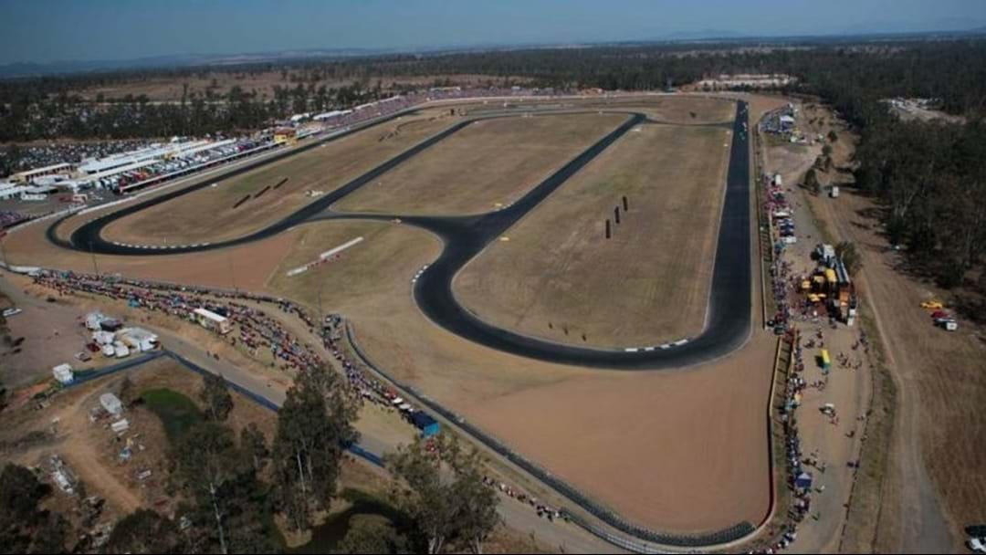 Supercars Ink New Deal To Race On In Queensland