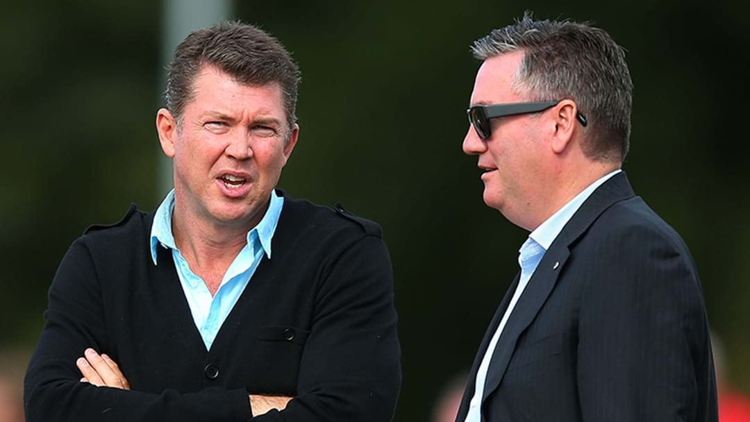 REPORTS | Collingwood CEO Gary Pert Quits