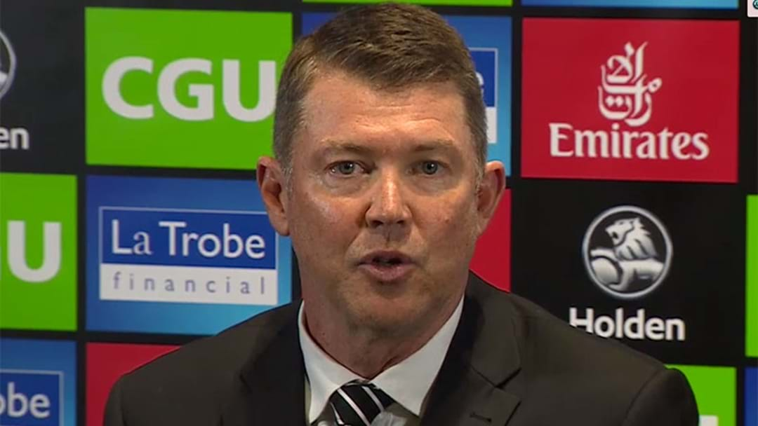 Gary Pert Reveals Why He Is Stepping Down