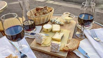 Celebrate Wine And Cheese Day
