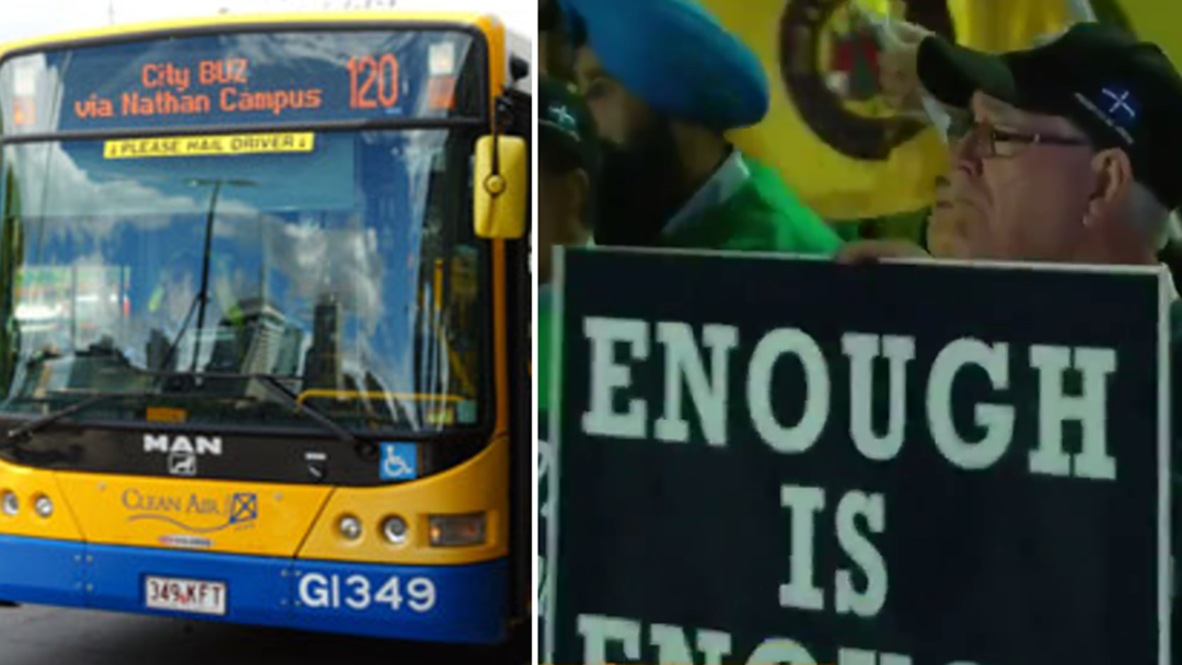Union Bus Drivers Refusing To Take Fares Today As Strike Action Heats Up