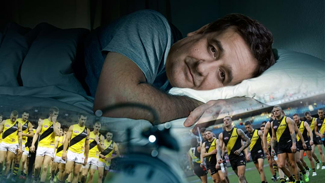 Mick Molloy Reveals His 'Richmond Nightmare'