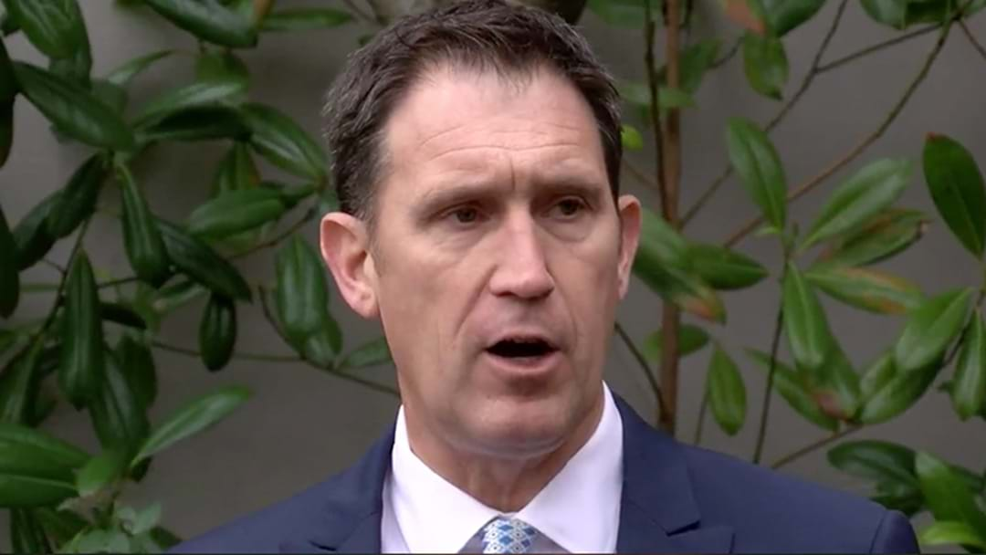 James Sutherland Threatens Third Umpire Over Cricket Pay Dispute