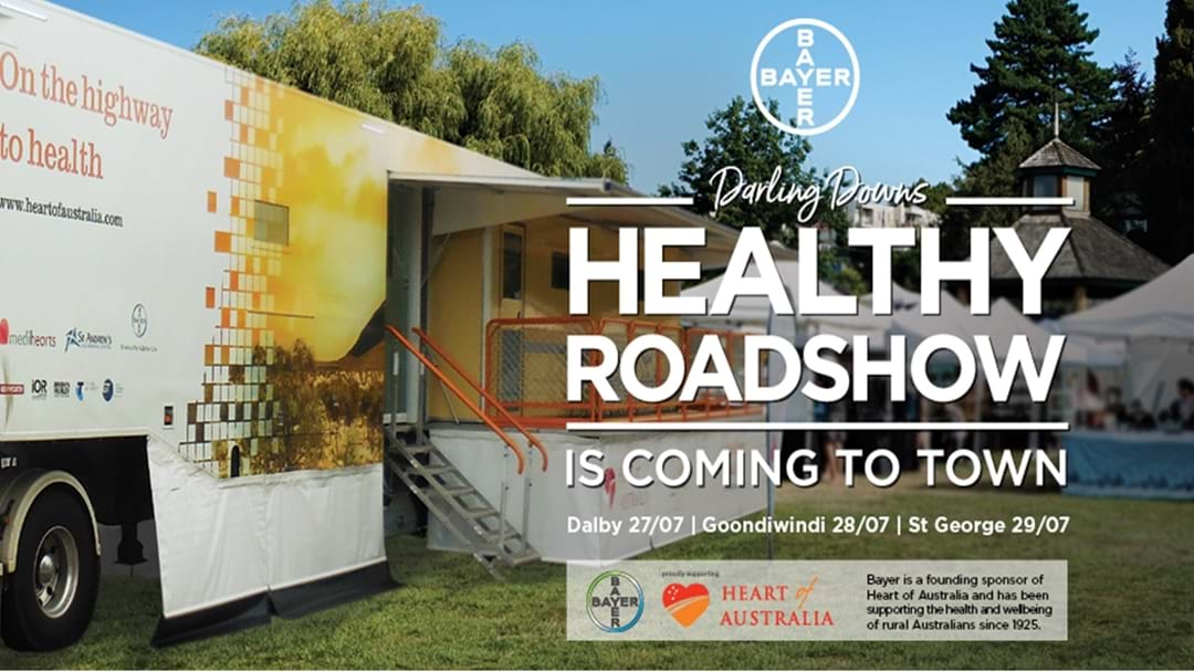 Mobile Cardiology Clinic in Goondiwindi Tomorrow