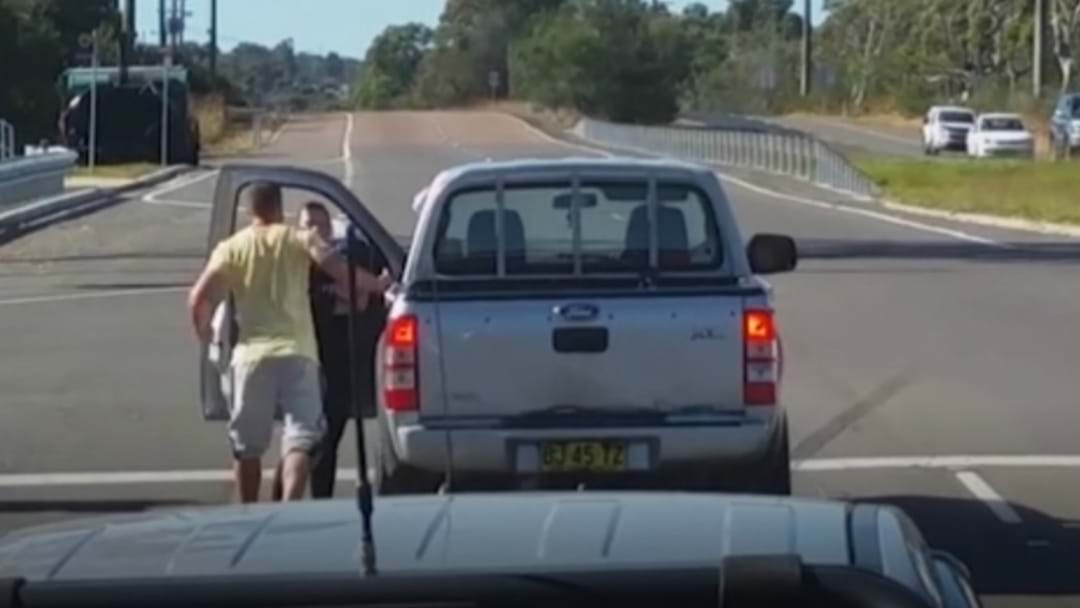Newcastle Woman Charged over Road Rage Incident