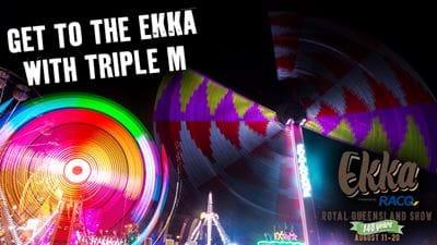 Triple M Is Taking Over The EKKA!