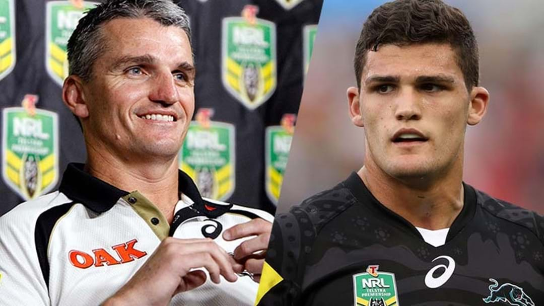 Panthers Respond To Ivan Cleary's Comments On Wanting To Coach His Son Nathan