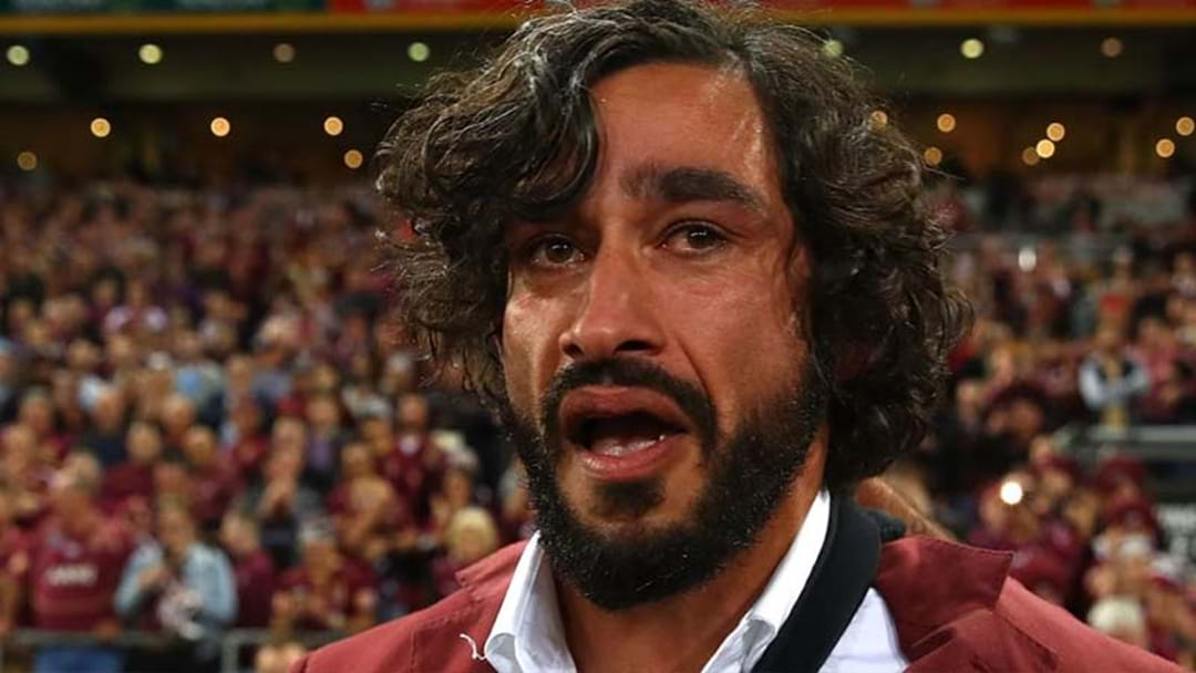 Johnathan Thurston And Andrew Johns Have Called On The NRL To Take Drastic Action
