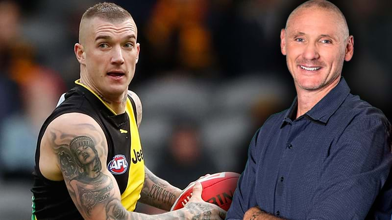 Article heading image for 'Spida' Everitt Responds To James Hird's Article On Dustin Martin