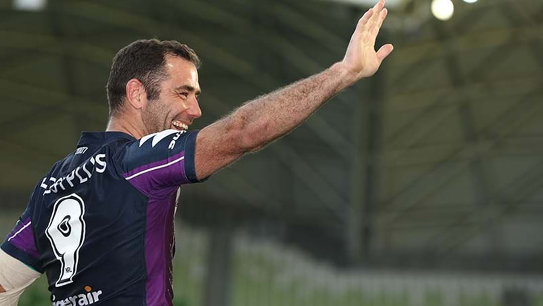 Cameron Smith's Incredible Record Breaking Year