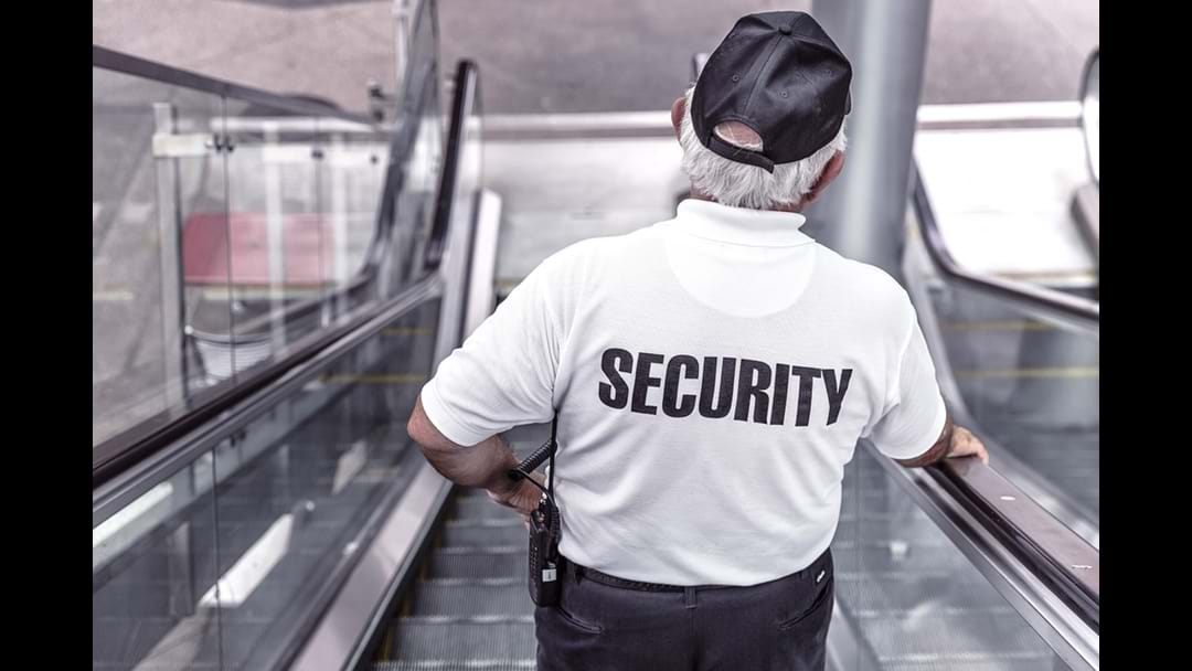 100's Of Security Jobs For Locals Have Just Popped Up