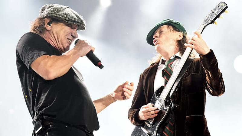 Article heading image for JUST IN | Brian Johnson Spotted With AC/DC In Vancouver