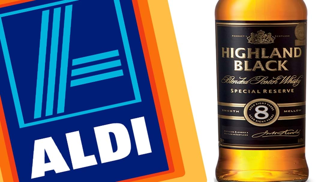 A $35 Bottle Of Aldi Whiskey Just Took Out An International Grog Comp