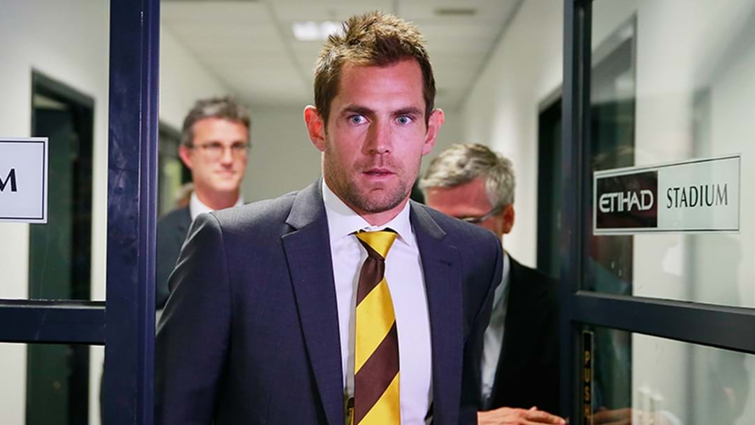 Luke Hodge Heading To The Tribunal