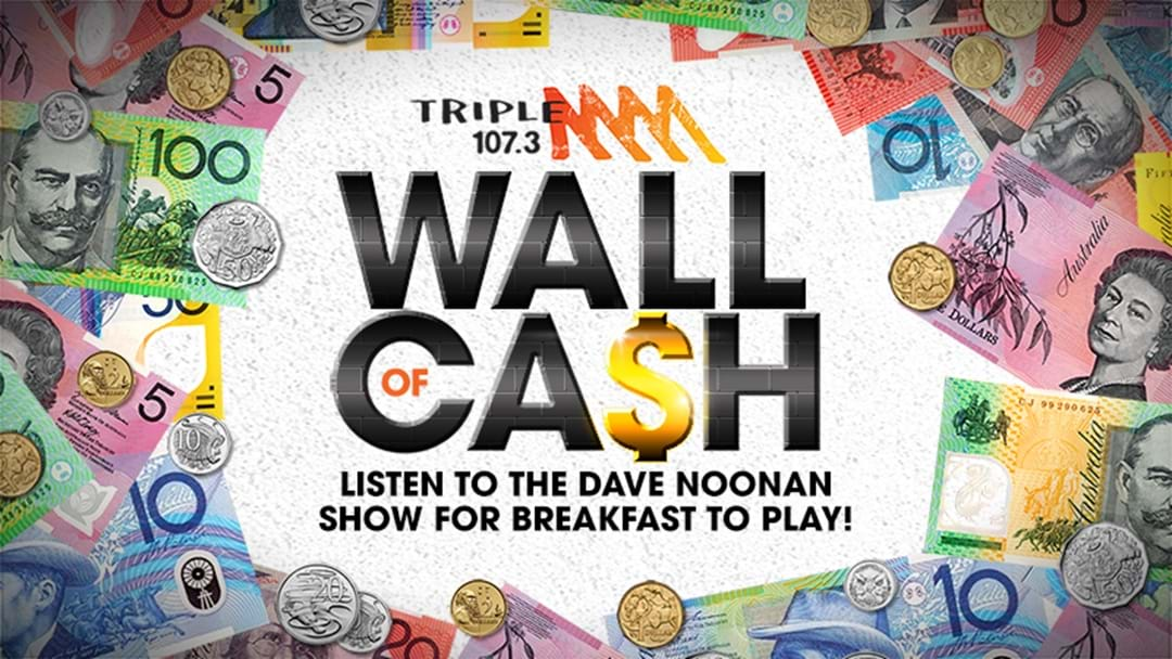Triple M Wall of Cash