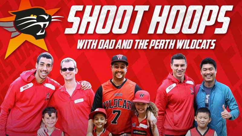 Article heading image for The Perth Wildcats Have A Great Father's Day Pressie Idea