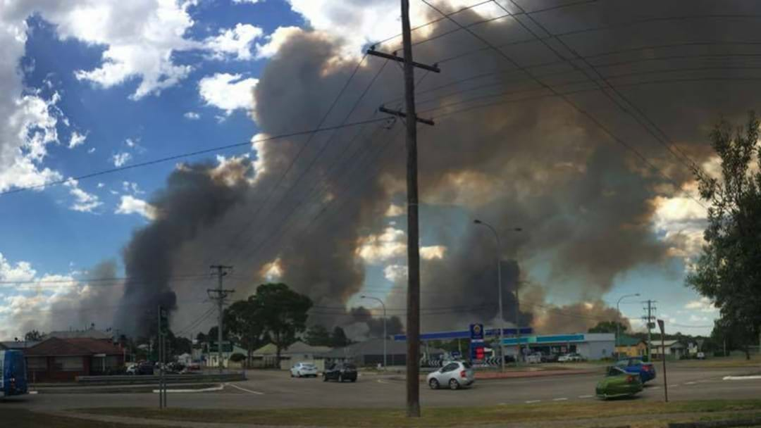 Firefighter Accused Of Lighting Kurri Kurri Bushfires