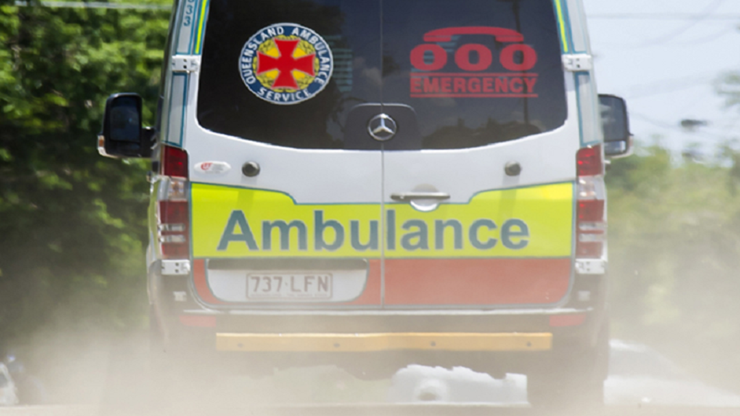 Two Adults, Child Taken To Hospital After Pimpama Crash