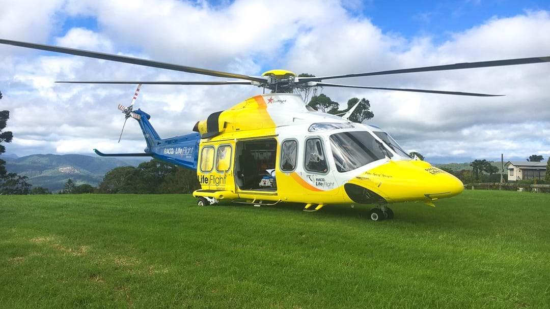 Police Investigate Serious Crash in Gatton